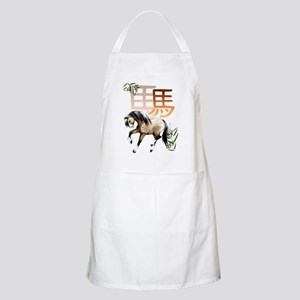 Horse and Symbol-year of the Apron