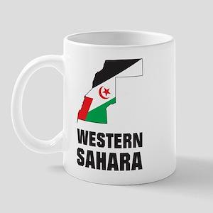 Western Sahara Mug