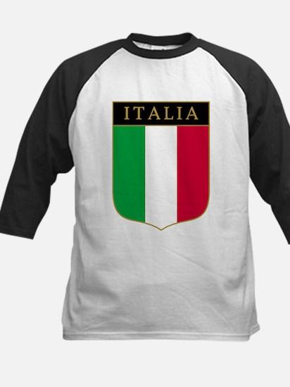 Italia Kids Baseball Jersey