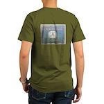 Key's Battery Organic Men's T-Shirt (dark)