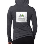 Womens Hooded Shirt Long Sleeve T-Shirt