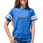 Youth Football Shirt With Favarh Logo T-Shirt