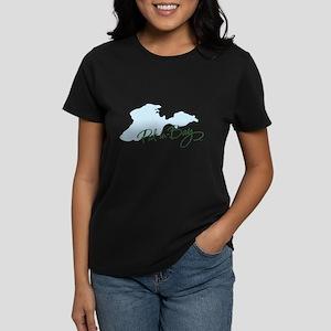 Put-in-Bay Women's Dark T-Shirt