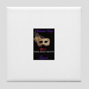 Victorian Days & Punk Rock Ni Tile Coaster