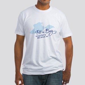 Put-in-Bay Fitted T-Shirt