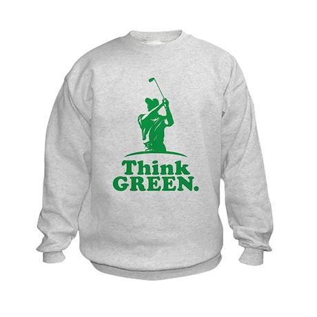 Think Green Kids Sweatshirt