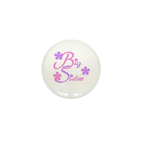 Big Sister Pastels Mini Button (10 pack)