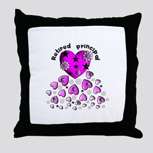 Retired Occupations Throw Pillow