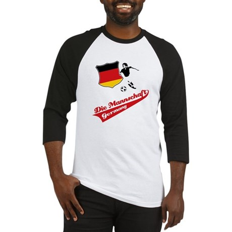 German soccer Baseball Jersey