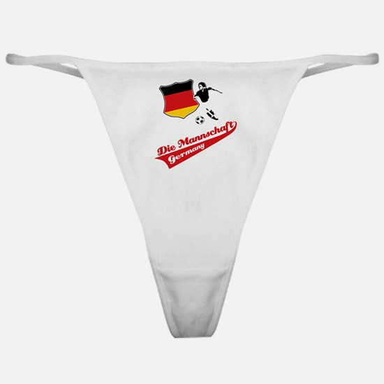 German soccer Classic Thong