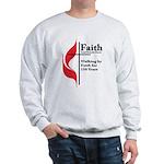 Faith Church 150 Unisex Sweatshirt