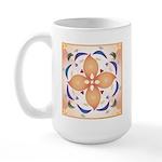 Organic Symmetry Large Mug