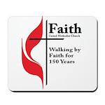 Faith Church 150 Mousepad