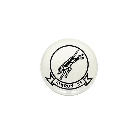 VA-35 Black Panthers Mini Button (100 pack)