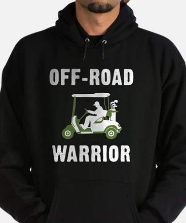 Off-Road Warrior Hoodie (dark)