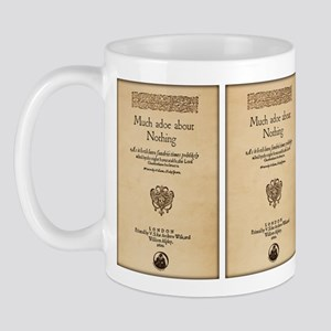 Much Ado About Nothing Mug