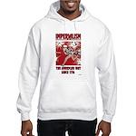 """""""Imperialism"""" Hooded Sweatshirt"""