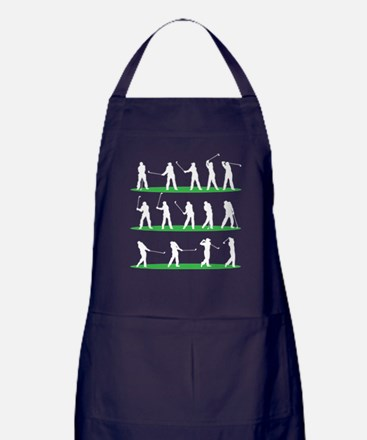 Golf Driving Sequence Apron (dark)