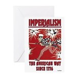 """""""Imperialism"""" Greeting Card"""