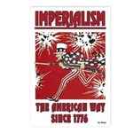 """""""Imperialism"""" Postcards (Package of 8)"""