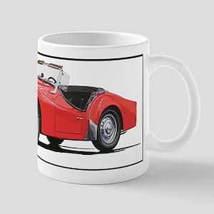TriumphTR3A-bev Mugs