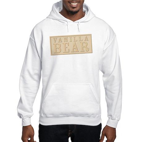 Vanilla Bear Hooded Sweatshirt
