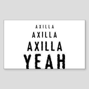 Axilla Sticker (Rectangle)