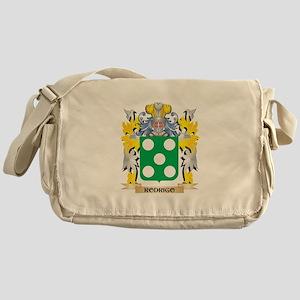 Rodrigo Family Crest - Coat of Arms Messenger Bag