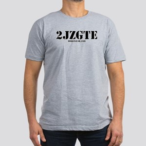 2JZ - Men's Fitted T-Shirt by BoostGear