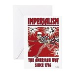 """""""Imperialism"""" Greeting Cards (Pk of 20)"""