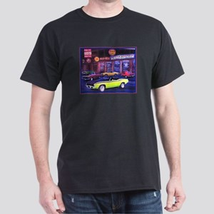 Mopar Madness Car Dealer Dark T-Shirt
