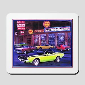 Mopar Madness Car Dealer Mousepad