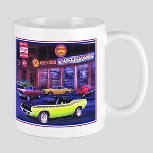 Mopar Madness Car Dealer Mug