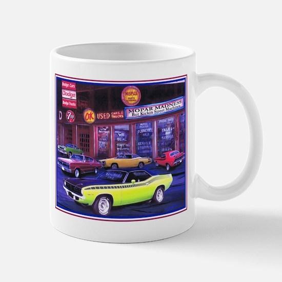 Mopar Madness Car Dealer Mug