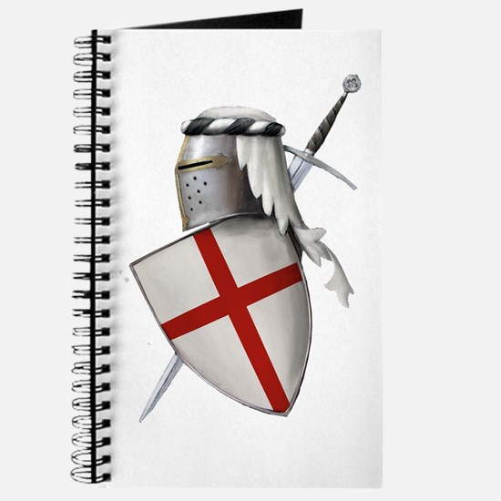 Shield of Saint George Journal