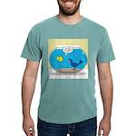 Bird in a Fishbowl Mens Comfort Colors® Shirt