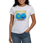 Bird in a Fishbowl Women's Classic T-Shirt