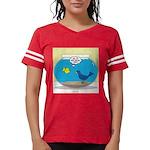 Bird in a Fishbowl Womens Football Shirt