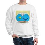 Bird in a Fishbowl Sweatshirt