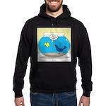 Bird in a Fishbowl Hoodie (dark)