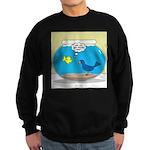 Bird in a Fishbowl Sweatshirt (dark)