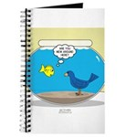 Bird in a Fishbowl Journal