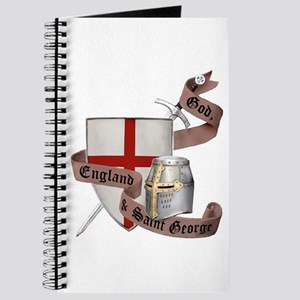 England and Saint George Journal