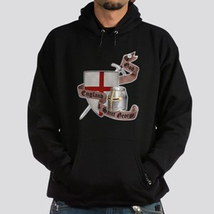 England and Saint George Hoodie (dark)