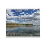 Pine Coulee Alberta Throw Blanket