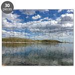 Pine Coulee Alberta Puzzle