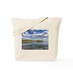 Pine Coulee Alberta Tote Bag