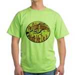 Flying Monkeys Green T-Shirt