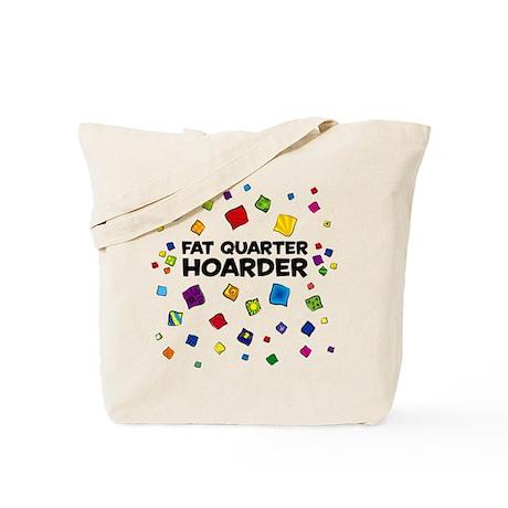 Quarter Hoarder Tote Bag