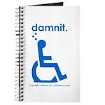 damnit.wheelchair Journal